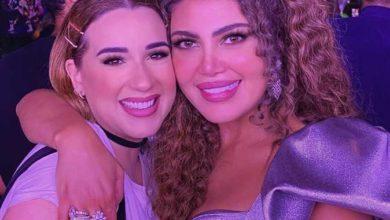 Photo of الصور الكاملة لحفل عيد ميلاد ريهام حجاج بحضور نجوم الفن