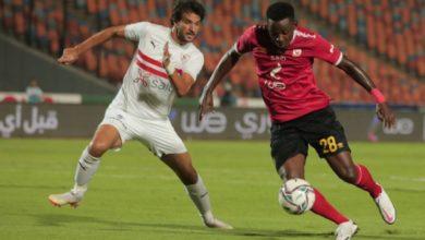 Photo of التشكيل الرسمي لمباراة الزمالك والأهلي في الدوري الممتاز