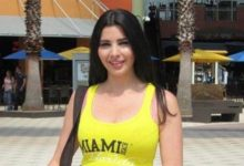 Photo of لاميتا فرنجية تظهر في إطلالة شتوية ببطن مكشوف.. شاهد