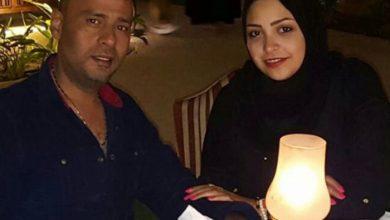 Photo of محمود عبد المغني ينشر صورة جديدة لزوجته ويغازلها بهذه الطريقة (صور)