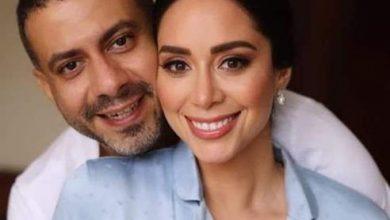 Photo of بعد زواجهما..بسنت شوقي تغازل محمد فراج بهذه الطريقة الرومانسية (فيديو)