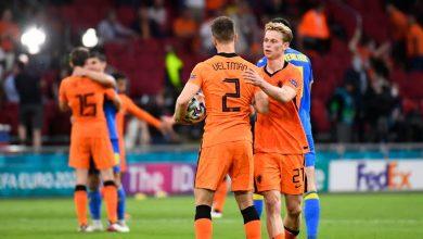 Photo of نتائج مباريات اليوم في يورو 2020.. هولندا تحقق فوزا دراميا على أوكرانيا
